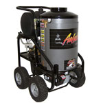 2.2GPM, 50 Cycle, 300PSI Steam Pressure, AaLadin Hot, Cold Water Pressure Washer