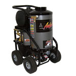 3GPM, 2500PSI Water Pressure AaLadin Hot, Cold Water Pressure Washer