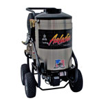 AaLadin Hot and Cold Water Pressure Washer - Features Timer Shutdown