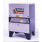4GPM 3000PSI Three Phase - AaLadin Hot, Cold Water Pressure Washer