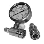 3/8 inch QC Gauge Kit for the ZT 8106.0615.00