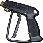 TRIGGER GUN, Rated to 3200 PSI, Max 8 GPM, Front Entry, Combi-Steam